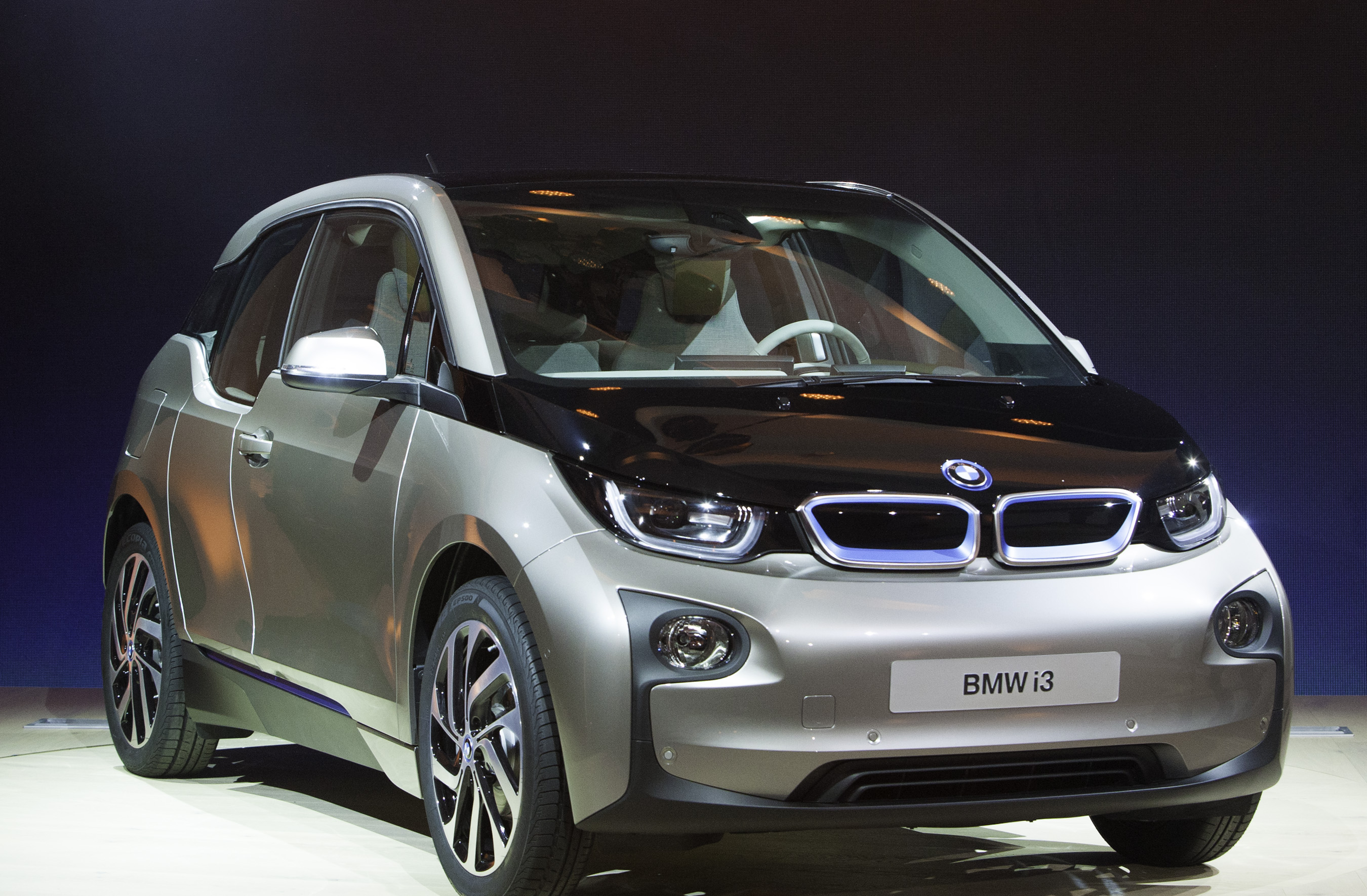 new car launches in july 2013On Monday July 29th BMW Unveiled the BMW i3 Production Model to