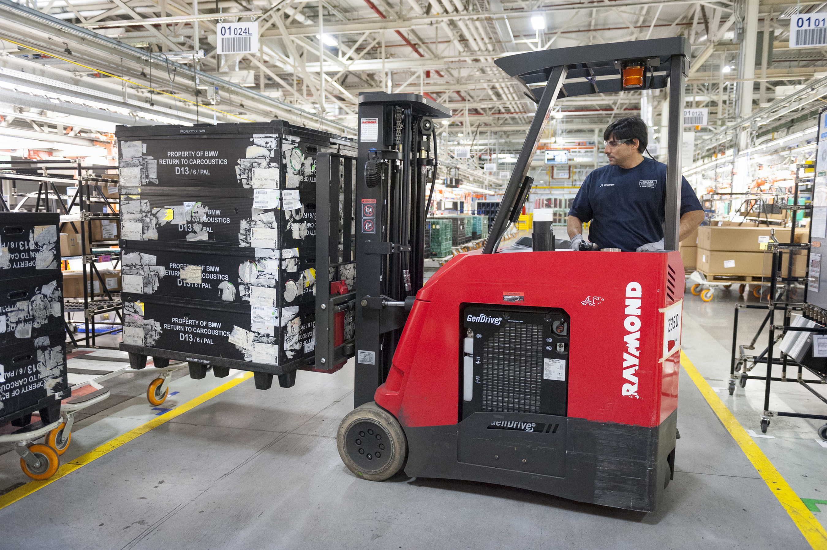Toyota Wilson Nc >> BMW Manufacturing Expands Use of Hydrogen Fuel Cells